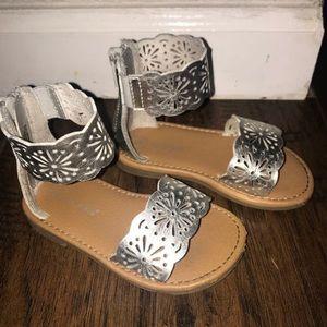 Cat & Jack Toddler Sandals 6c